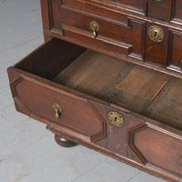 18th Century Jacobean Oak Chest of Drawers (7 of 10)