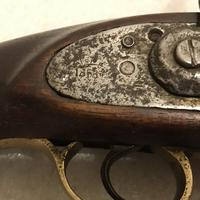 Percussion pistol Enfield 1858 (8 of 12)