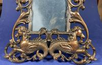 Victorian Cast Iron Photo Frame (3 of 10)