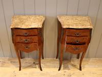 Tulipwood And Mahogany Bedside Cabinets (5 of 9)