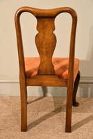 Walnut Queen Anne Style Childs Chair (4 of 5)