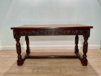 19th Century Oak Refectory Table