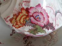 Beautiful 'in the eyes of the Beholder'! 7 Piece Cauldon of Staffordshire Toilet Set c.1907 (5 of 6)