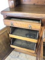 Early 20th Century Antique Oak Dresser (6 of 16)