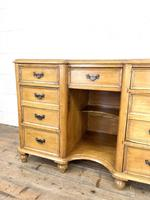Victorian Antique Pine Sideboard with Drawers (5 of 11)