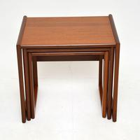 Teak Vintage Quadrille Nest of Tables by G Plan (5 of 10)