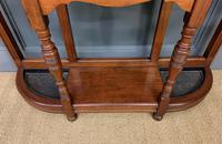 Large Victorian Walnut Hall Stand by James Shoolbred and Co. (8 of 17)