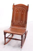 Late 19th Century American Rocking Chair (3 of 10)