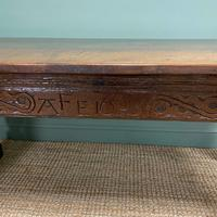 Period Oak Antique Table (2 of 6)