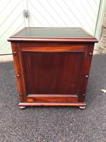 Antique Mahogany Table Cabinet (3 of 8)