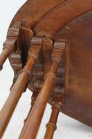 Antique Nest of 3 Mahogany Tables Manner of Gillows (6 of 12)