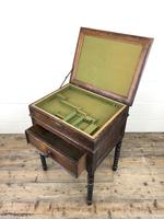 Early 19th Century Oak Box on Stand (7 of 12)