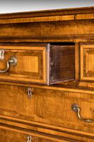 Handsome Mid 18th Century Walnut Chest on Chest (5 of 6)