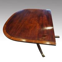 George V  Mahogany Dining Table 4m (3 of 13)