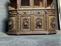 Magnificent French Carved Oak Hunting Sideboard (18 of 23)