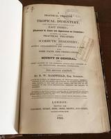1823 A Practical Treatise on Tropical  Dysentery by R. W. Bampfield (2 of 4)