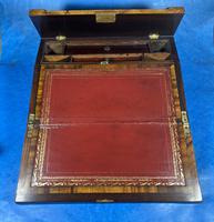 William IV Rosewood Lap Desk (17 of 18)