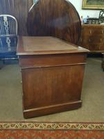 Antique Pedestal Desk (4 of 6)
