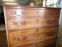 18thc 3' Wide Secretaire Chest of Drawers (12 of 12)