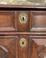 17th Century Oak Two Part Chest of Drawers (11 of 20)