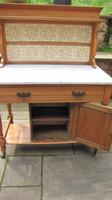 Pretty Marble Top Washstand (6 of 12)