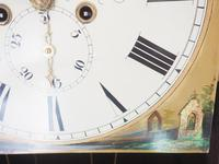 Fine English Longcase Clock Styers of Darlington 8-day Grandfather Clock with Moon Roller Dial (17 of 19)