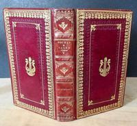 1821 Novels & Tales of Sir Walter Scott   16 x Fine Full Red Leather & Gilt Bindings (4 of 5)