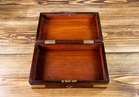 William IV Rosewood Table Box 1830 (8 of 10)