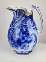 Blue & White Ewer & Basin (7 of 10)