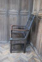 Antique Wainscot Chair (3 of 9)