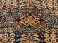 Antique Caucasian Karabagh Large Rug (9 of 9)