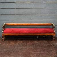 Early Victorian Ships Port & Starboard Bench (7 of 8)