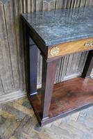 French Empire Console / Hall Table (7 of 7)