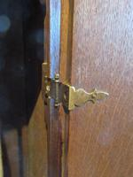 Small George II Period Antique Cottage Longcase Clock (2 of 8)