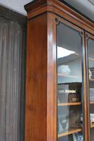 English Oak & Ebonised Bookcase c.1870 (6 of 8)