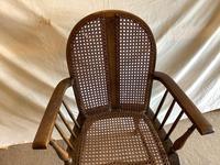 Bergere  Vintage Carver Chair (2 of 4)