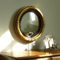 Victorian Gilt Convex Mirror (10 of 10)