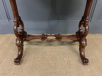 Victorian Period Mahogany Table (6 of 14)