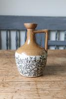 19th Century Scottish Henry Kennedy, Barrowfield Pottery, Stoneware 'special Liquor Jar' Whisky Flagon (3 of 22)