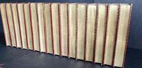 1821 Novels & Tales of Sir Walter Scott   16 x Fine Full Red Leather & Gilt Bindings (5 of 5)