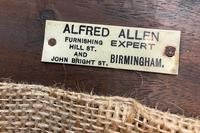 Set of Ten Mahogany Armchairs by Alfred Allen of Birmingham (13 of 13)
