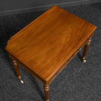 Mahogany Side Table by Maple (8 of 8)