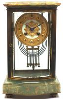 Incredible French 4 Glass French Regulator 8-day Mantle Clock (2 of 12)