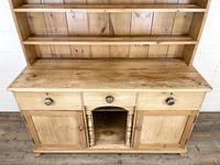 Antique Pine Farmhouse Kitchen Dresser (4 of 10)