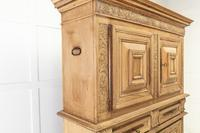 17th Century Flemish Bleached Oak Cabinet (2 of 13)