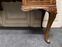 Fine Quality Burr Walnut Desk (17 of 25)