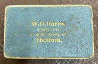 9ct Gold Boxed with Dedication RAF Brooch 1918 (4 of 5)