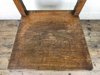 Pair of 19th Century Welsh Oak Farmhouse Chairs (10 of 11)