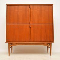 1960's Danish Vintage Teak Fredericia Drinks Cabinet (8 of 12)
