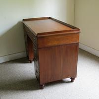 Teak Pedestal Desk (6 of 10)